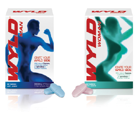 Wyld Man | Wyld Woman | The Natural Aphrodisiac | Increase your Libido and Recharge your Sex Drive